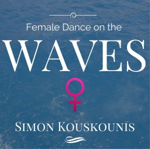 Female Dance on the Waves